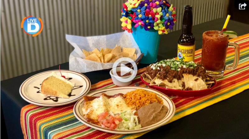Celebrate Cinco de Mayo with this restaurant that has been in Mexicantown for over 50 years!
