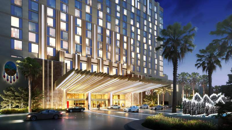 San Manuel Casino reveals expanded gaming area, restaurant and shops opening in July
