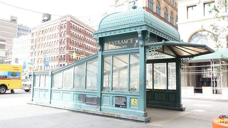 Best Subway Stations in Manhattan