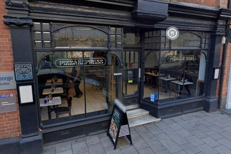 Brothers to open 'all you can eat' restaurant at former Pizza Express