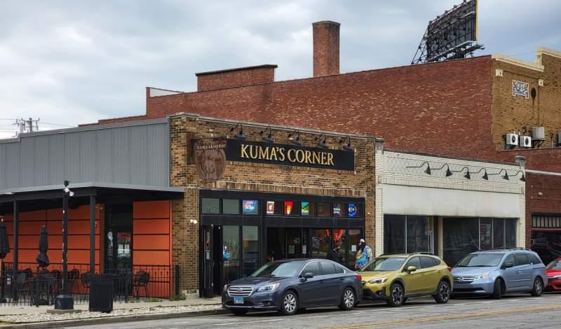 Kuma's Corner burger restaurant to reopen Friday after October fire