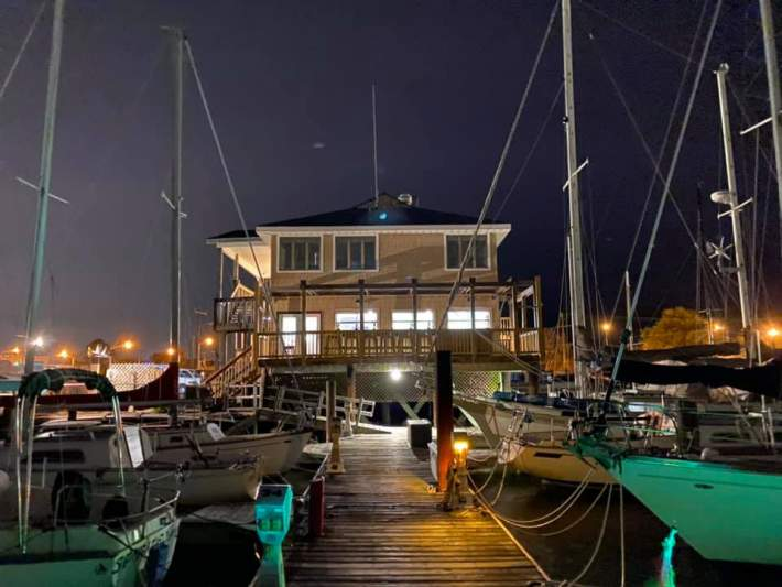 Norfolk's Willoughby Harbor Marina Is Getting a New Seafood Restaurant