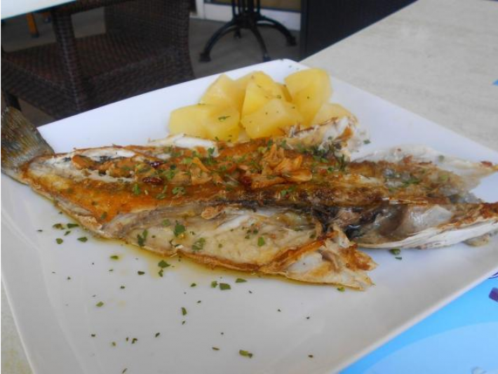 The restaurant review: Find food down by the seashore