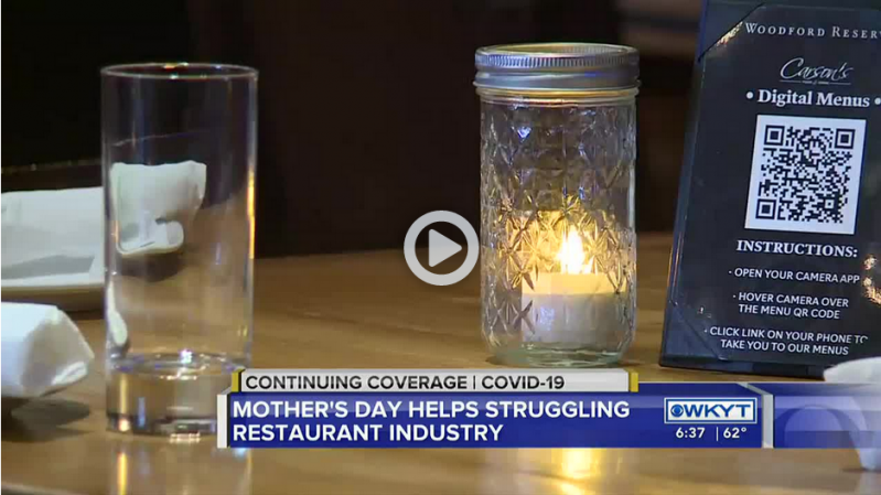 Mother's Day brings opportunity to the restaurant industry