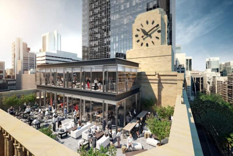 Sydney to score multi-level bar and restaurant venue