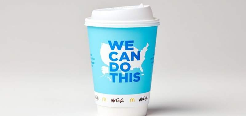 McDonald's deploys marketing muscle for vaccine awareness in tie-in with Biden admin