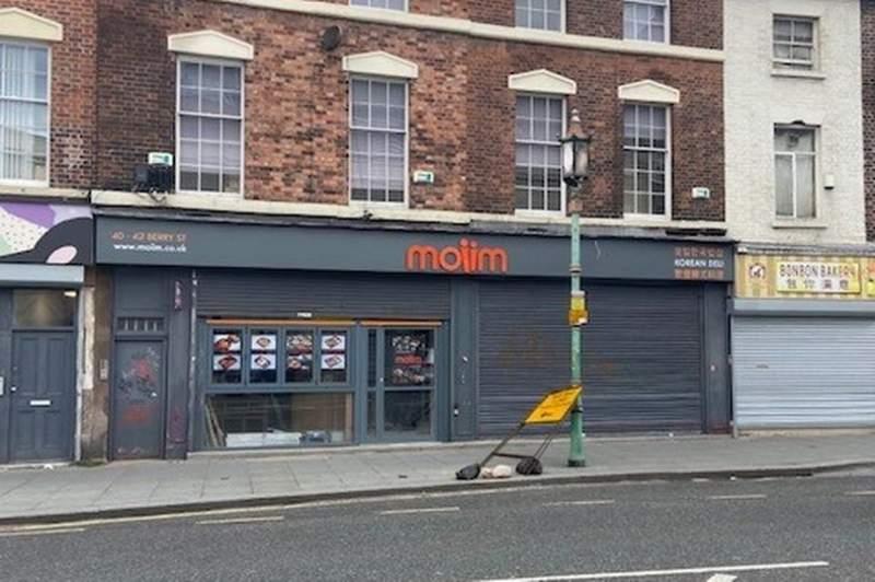 New Korean restaurant to open in Liverpool city centre