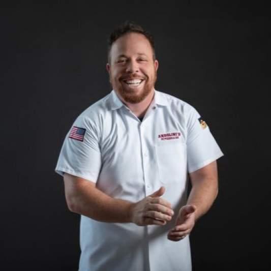 Pizza Restauranteur, Mike Bausch