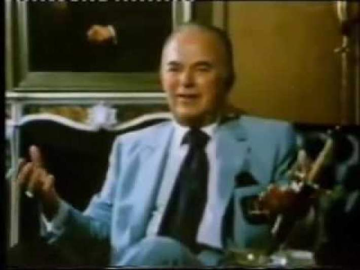 RAY KROC INTERVIEW FOUNDER OF MCDONALD