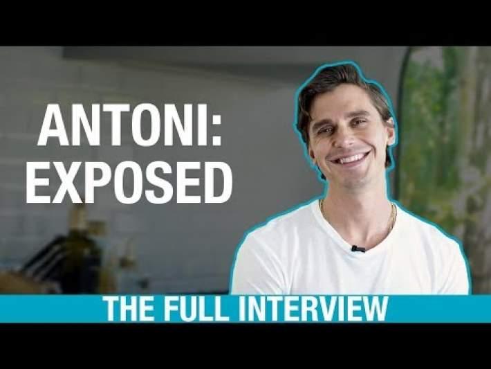 ANTONI POROWSKI: EXPOSED (THE FULL INTERVIEW)