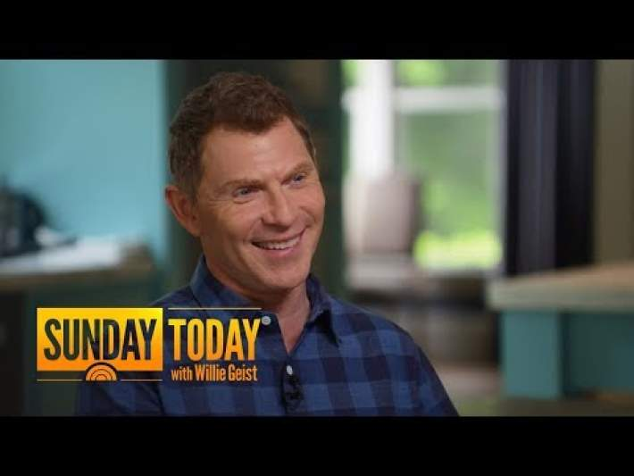 Chef Bobby Flay Is Ready For The Next Spark In His Career