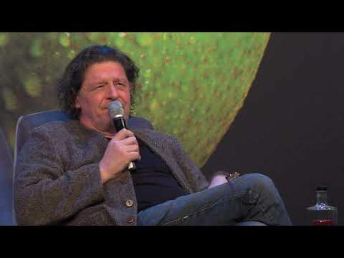 KEYNOTE One to one conversation: Marco Pierre White