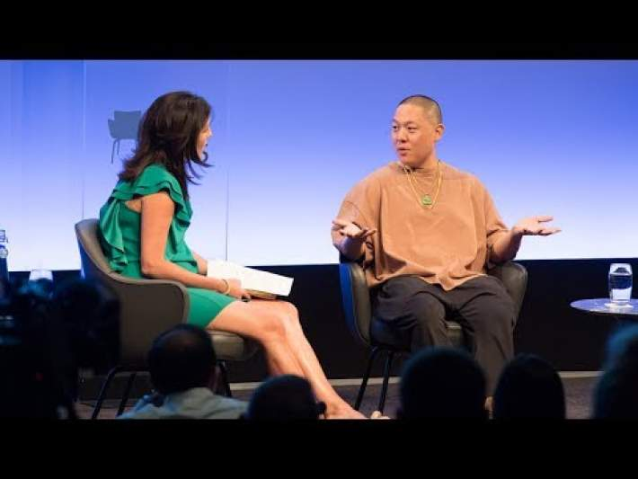 Talks at GS Eddie Huang Food Culture Identity