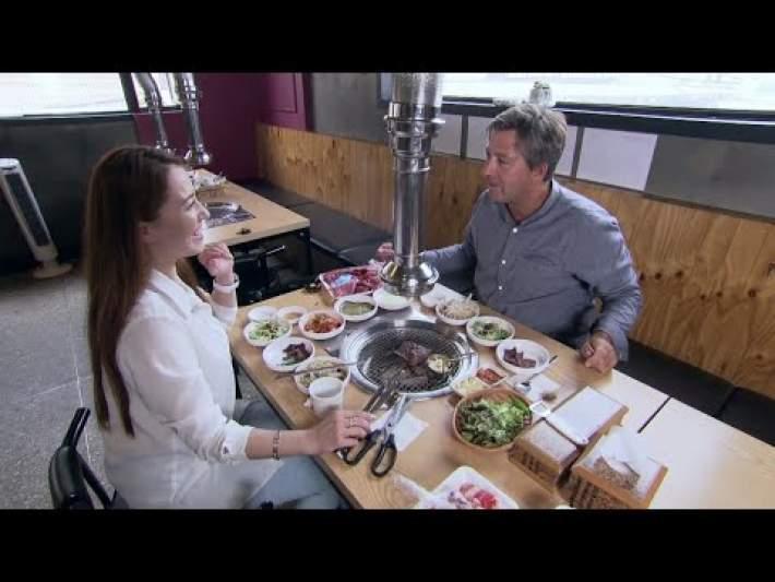 John Torode s Korean Food Tour Bbq