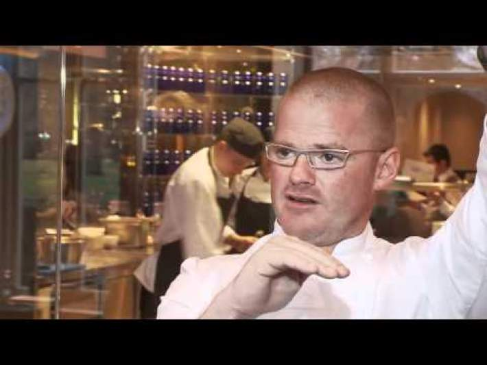 Dinner by Heston Blumenthal opens in London
