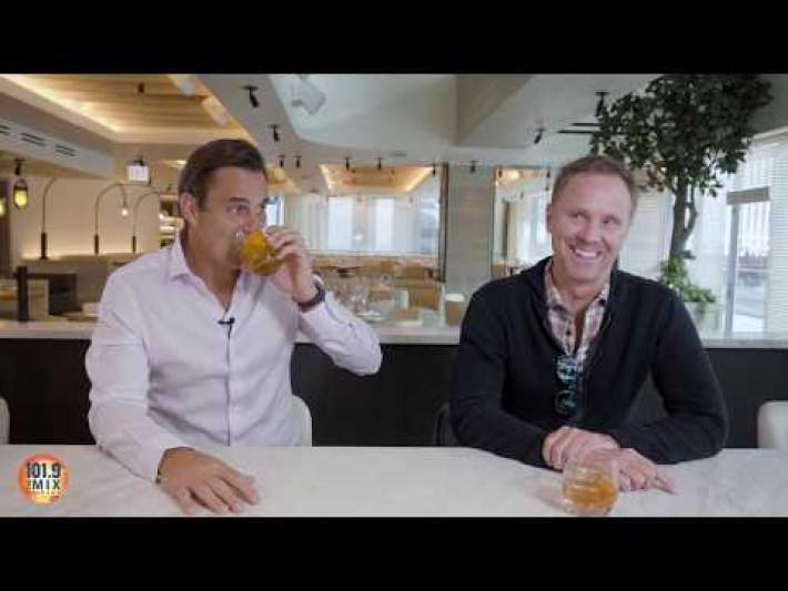 Bill Rancic just opened the COOLEST new restaurant in Chicago