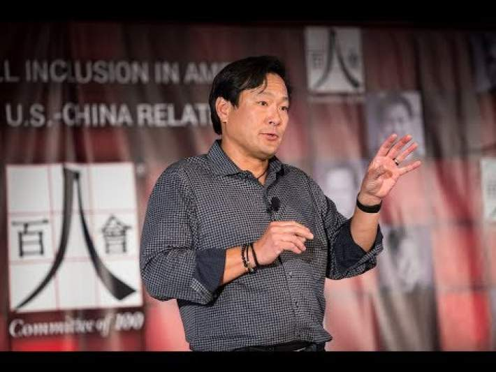 Chinese American Journeys Ming Tsai Celebrity Chef Committee of 100