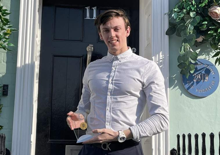 Talented waiter takes on new role as Southsea restaurant Becketts opens for the first time in months