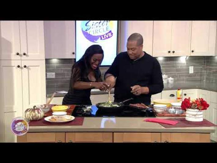 Sister Circle Pat Neely's Green Bean Casserole Recipe Included