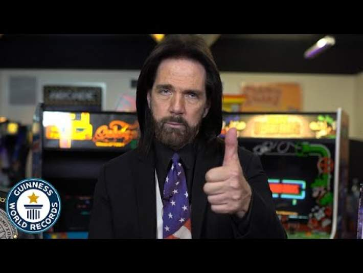 A statement from Guinness World Records: Billy Mitchell
