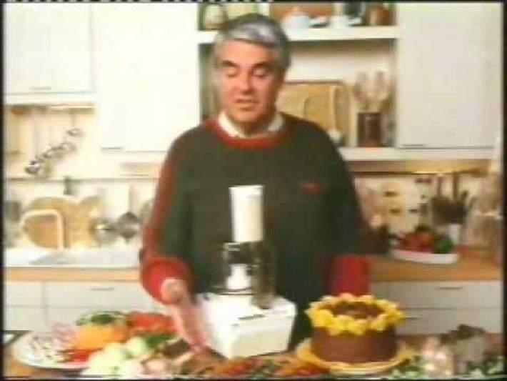 Robert Carrier Magimix 1980s