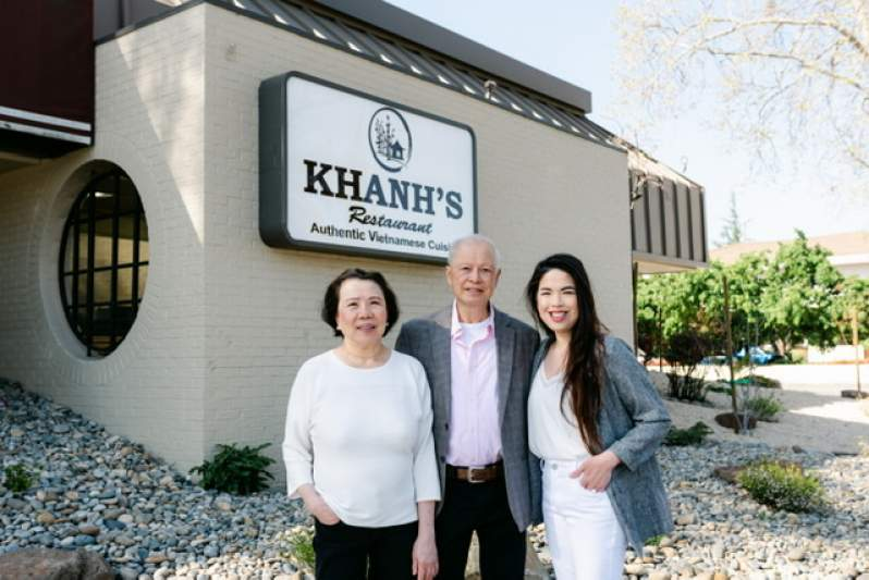 40-year-old Khanh's restaurant moves yet again, this time to Campbell