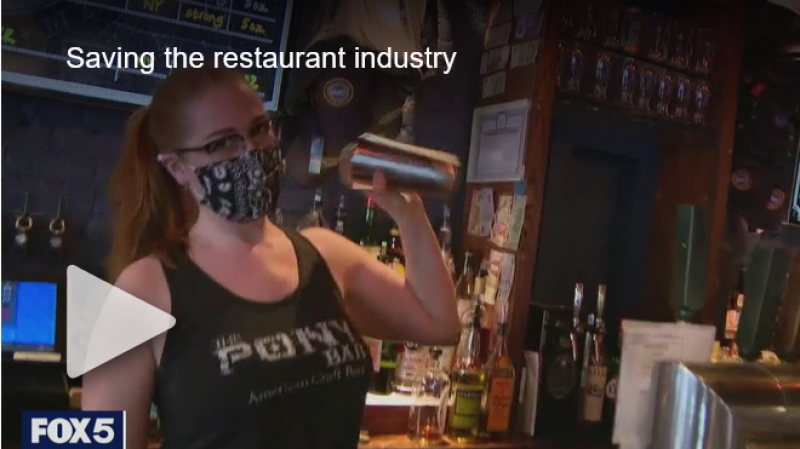 NY restaurants want pandemic liquor rules to be permanent
