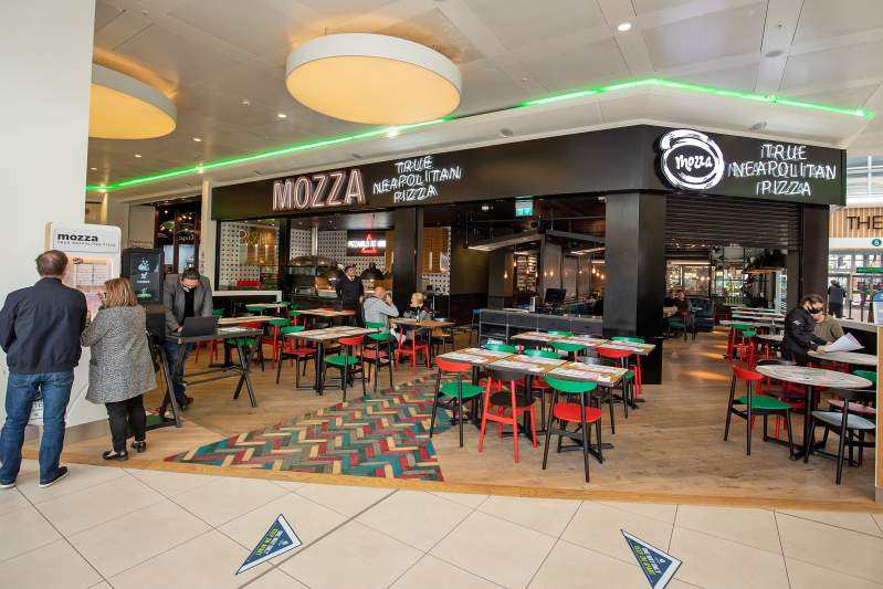 Italian pizza brand selects Leeds shopping centre for first English restaurant