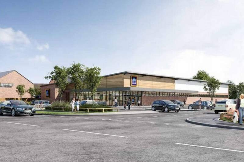 Opening date for new Aldi that will replace iconic Indian restaurant