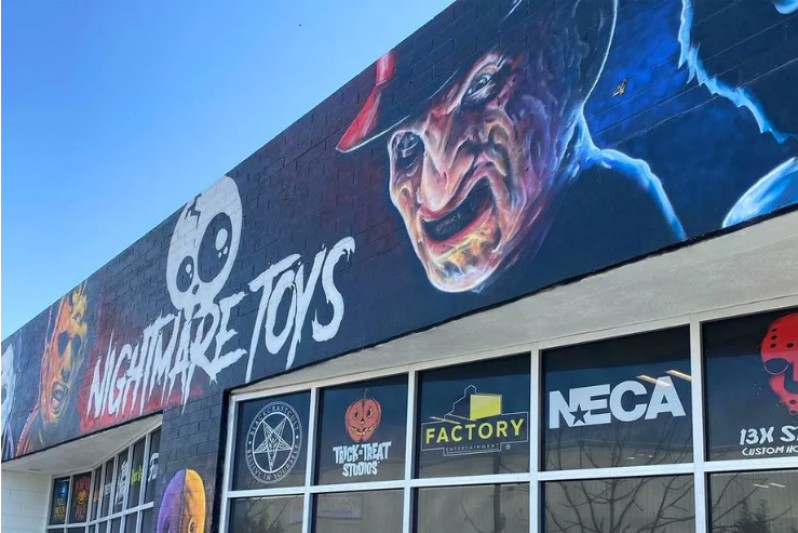A Horror-Themed Restaurant and Bar Heads to the Arts District