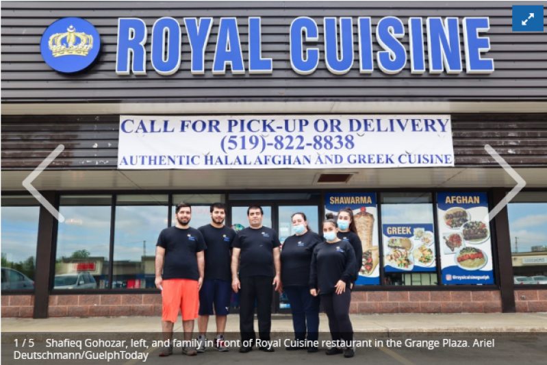 New family-run restaurant offers best of Afghan and Greek cuisine
