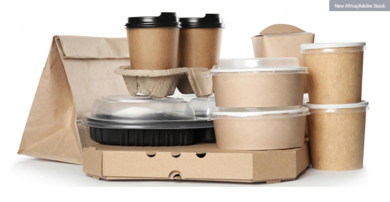 Is This Restaurant's Packaging Sustainable? There's an App for That