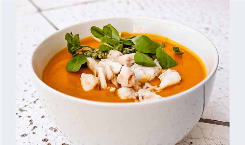 How José restaurant's vegan carrot habanero soup became a menu staple