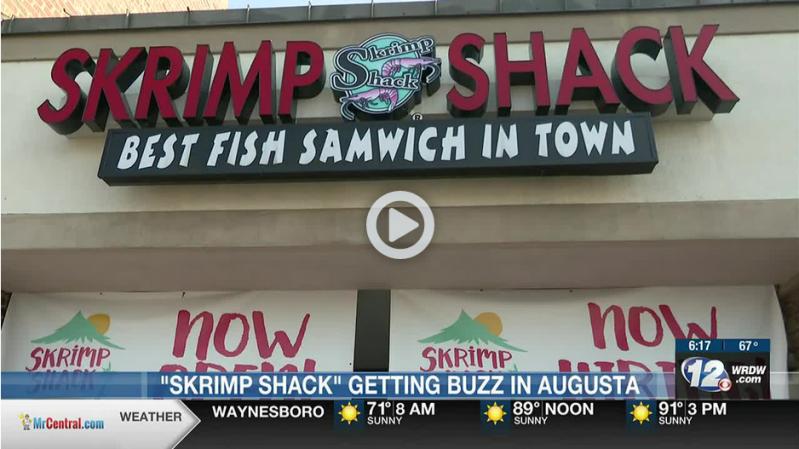 Seafood eatery Skrimp Shack makes a splash in Augusta