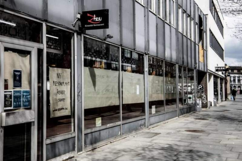 Chinese restaurant forced to close in Denmark: Thai restaurant takes over