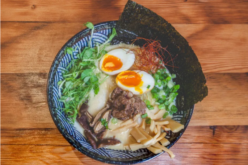 Steaming Bowls of London's Most Exciting Ramen Will Soon Arrive in Soho
