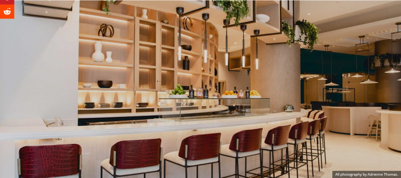 EDGE Restaurant Reopens Alongside a Revamped Four Seasons Hotel Downtown