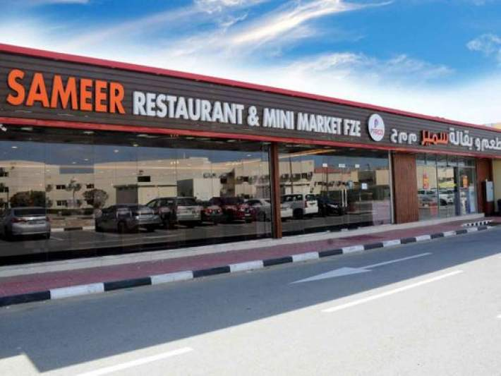 Explore cuisines from around the world at Sameer Restaurant