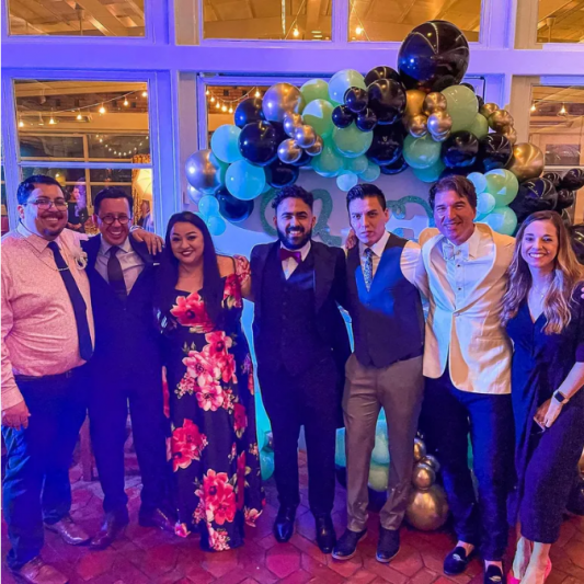 After A Brutal Year of Working During the Pandemic, Dallas Restaurant José Celebrated With a Nostalgia-Fueled Prom