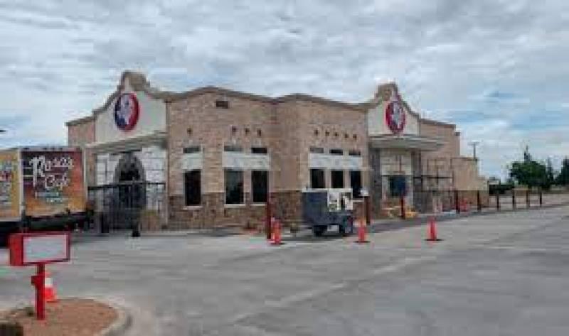 Texas Burger Restaurant Opening Soon in San Angelo