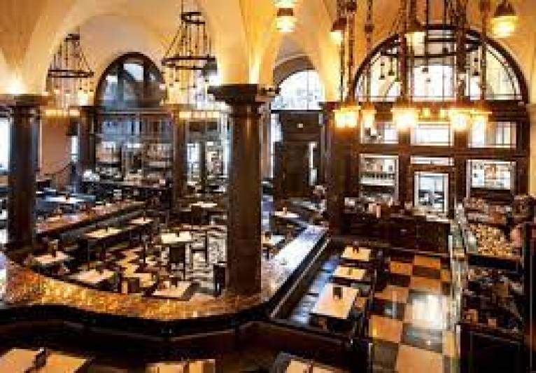 The Wolseley: 'One of London's loveliest dining rooms' – restaurant review