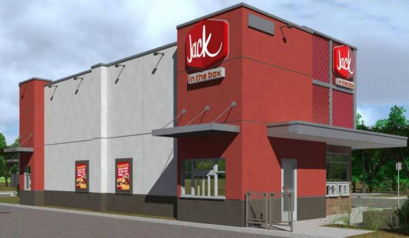 Jack in the Box Reveals its Restaurant of the Future