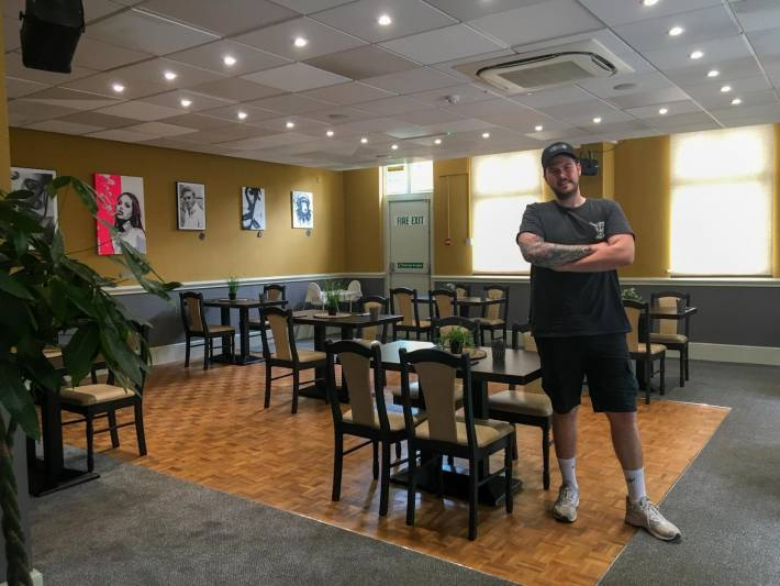 Northampton street food restaurant TRANSFORMS new space and updates menu daily