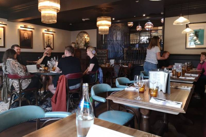 Butcombe's new Bristol restaurant gets off to a flying start