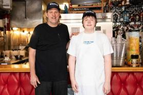 Clocked! owner reflects on journey to open restaurant in Athens