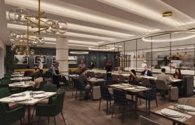 """""""The place where my journey began"""": Wolfgang Puck to open first restaurant in Austria at Vienna Airport"""