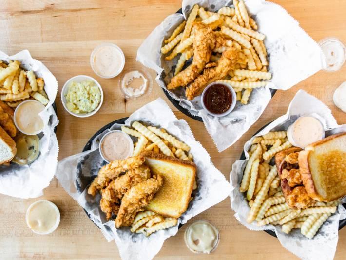 Cult-favorite Aggie chicken finger restaurant reveals open date for first Houston location